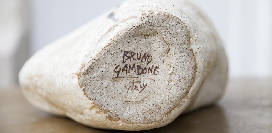 Bruno_Gambone_sassi_vase_signed