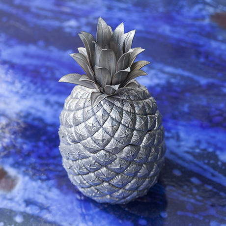 Manetti_silver_pineapple_ice_cooler