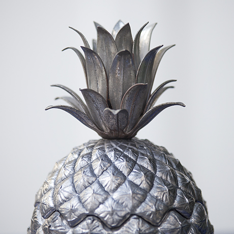 Manetti_silver_pineapple_ice_bucket