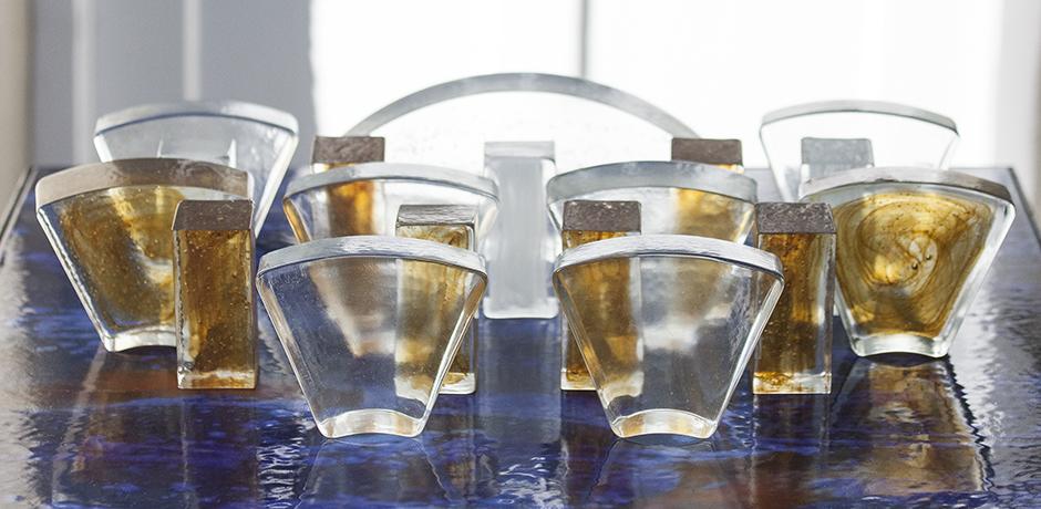Mazzega_glass_objects_Glas