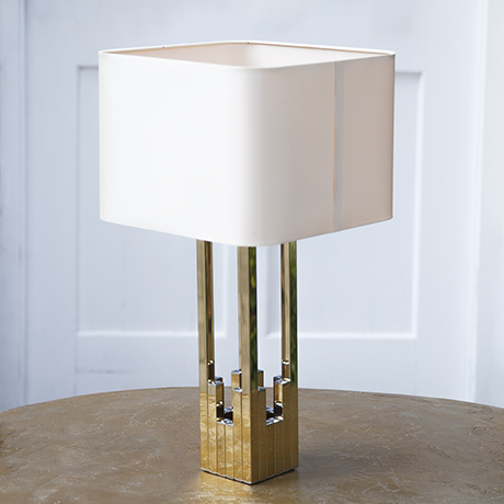 Rizzo_Lampe_Tischlampe_golden