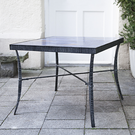 enamel_table_Brutalist_interior
