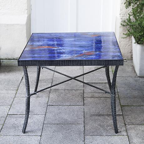 table_blue_vintage_furniture