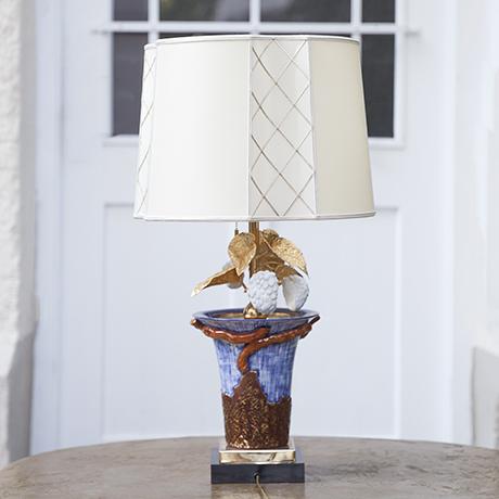porcelain_Lampe_bunt_vintage