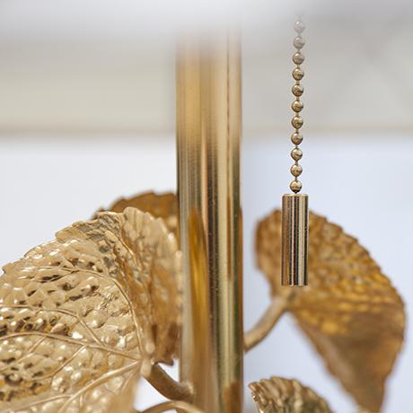 porcelain_leaf_lamp_golden