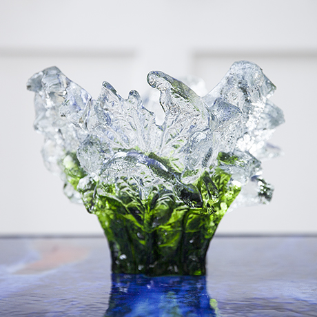 Schlichtes DesignSantalathi_Humppilla_green_vase