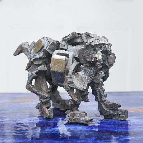 Bolika_Pavian_Skulptur