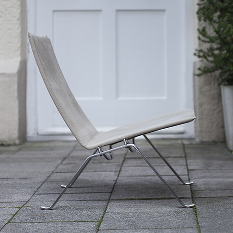 Kjærholm_Hansen_lounge_chair_grey