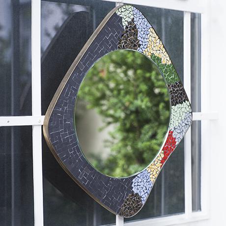 mosaic_mirror_asymmetrical_vintage