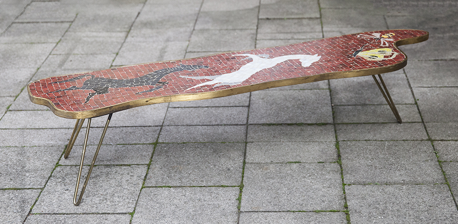 mosaic_table_horse