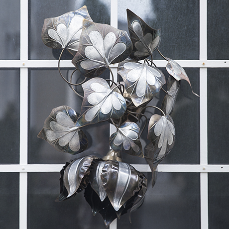 wall_light_flower_leaf_lamp