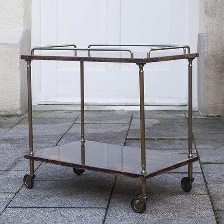Aldo_Tura_bar_cart_goatskin