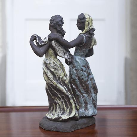 Gronau_minuet_Keramikskulptur_Skulptur