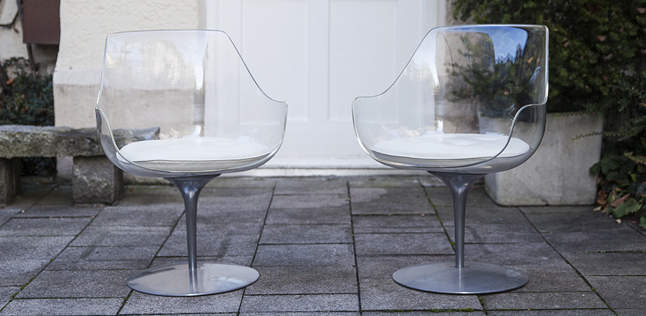 Laverne_clear_lucite_champagne_chairs