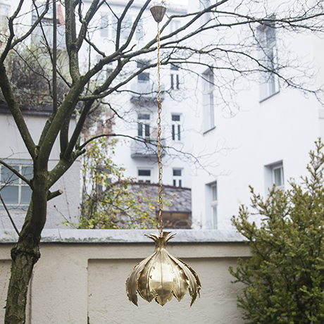 Sorensen_Hängelampe_Dänemark_gold