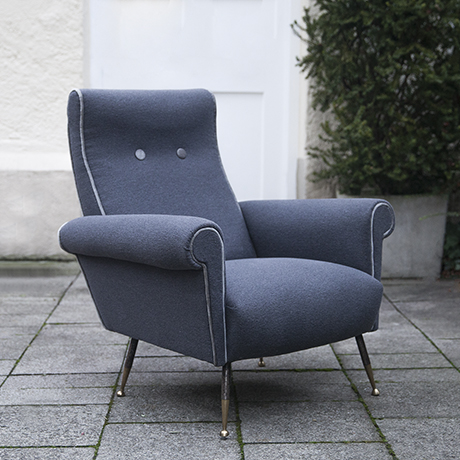 armchair_grey_fabric_italy