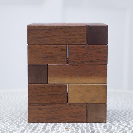 puzzle_Quadrat_Figur_Skulptur_Holz