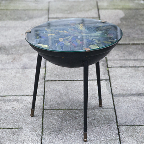 Beistelltisch_Tisch_Glas_leuchtend_vintage