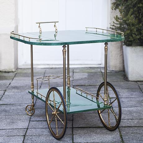 Aldo_Tura_cart_green_italy