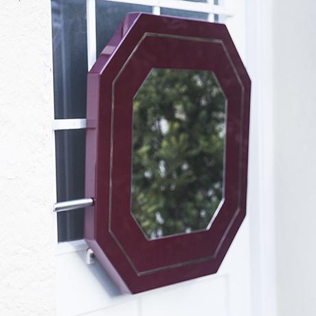 Maison_Jansen_mirror_red_interior