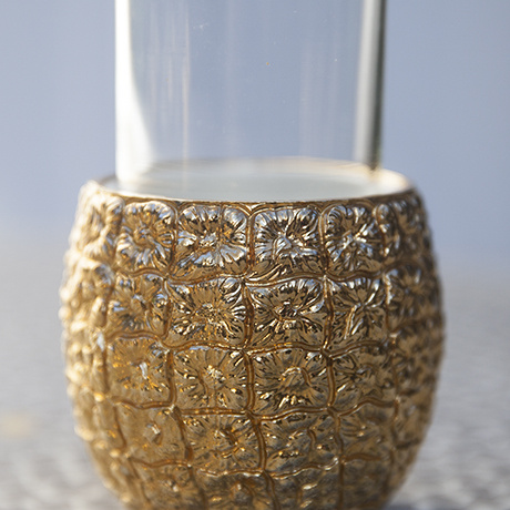 pineapples_glasses_golden_barware_gift