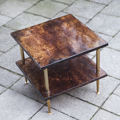Aldo_Tura_coffee_table_brown