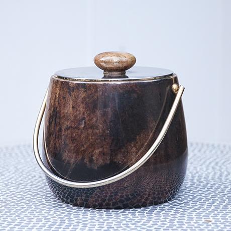 Aldo_Tura_ice_bucket_brown