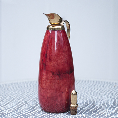 Aldo_Tura_pitcher_red_italy