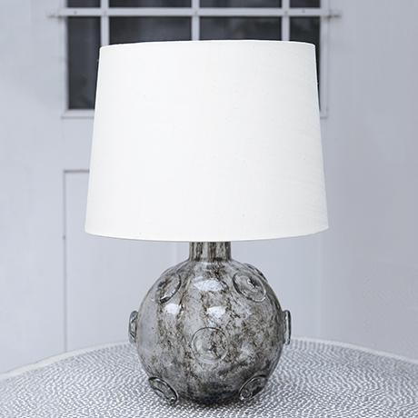 Barovier_Murano_glas_Tischlampe_Lampe