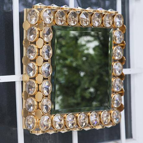 Faustig_wall_mirror_golden_crystal