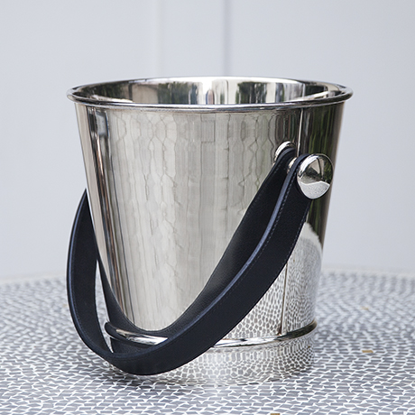 Hermes_ice_cooler_bucket_silver