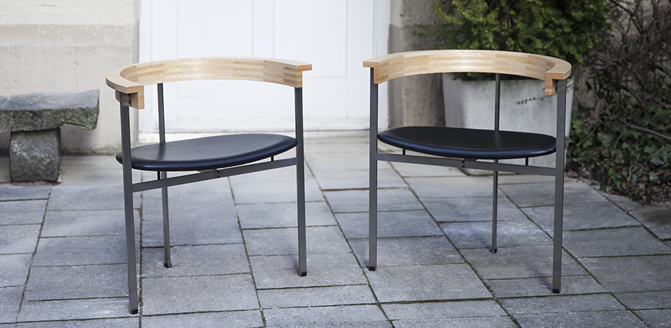 Poul_Kjaerholm_chair_black_leather