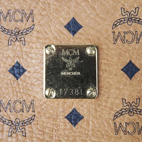 MCM_Reisetasche_vintage_Tasche_deutsch