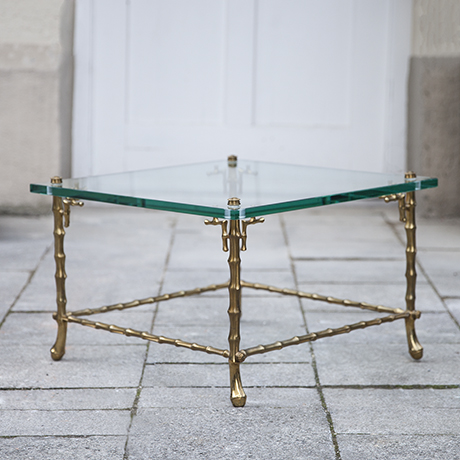 Baguès_side_table_brass_glass