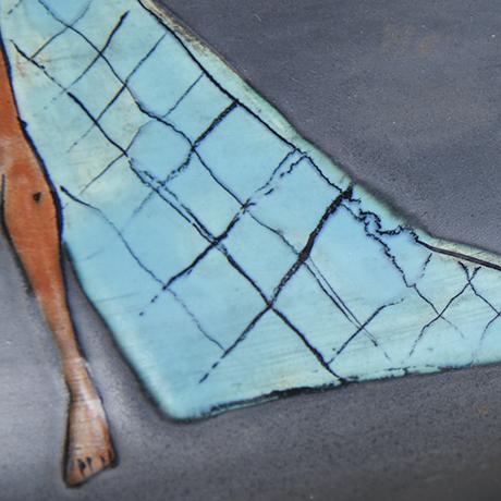Vallauris_ceramic_plate_vintage_deco