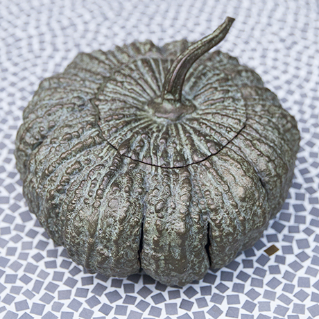 Verdigris_bronze_pumpkin_bowl_barware