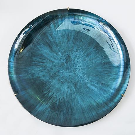 Schlichtes DesignChristoph_Gaignon_mirror_turquoise_1