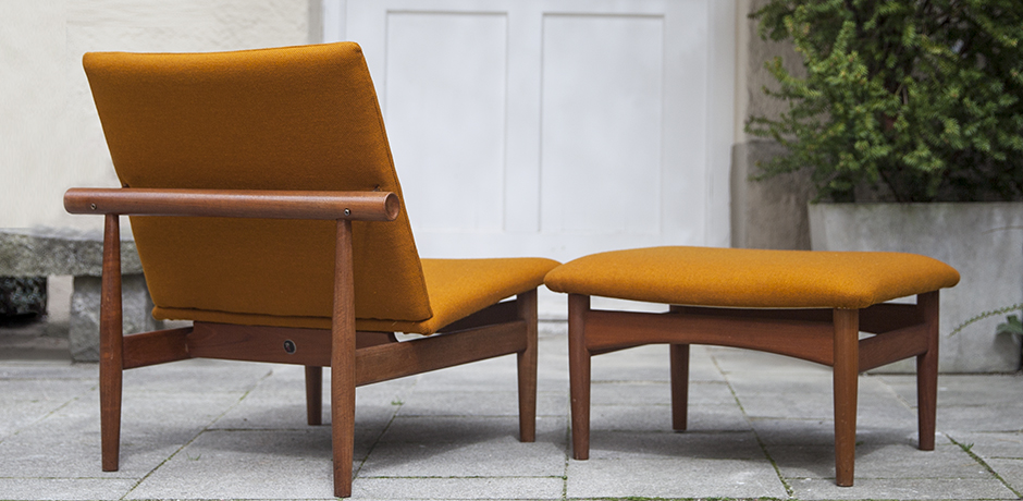 Finn_Juhl_lounge_chair_ottoman_orange_4