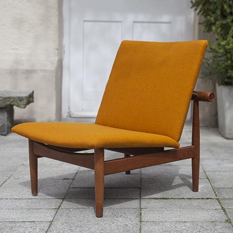 Finn_Juhl_lounge_chair_ottoman_orange_7
