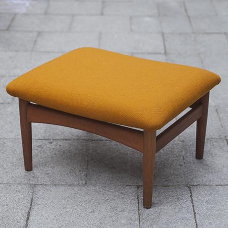Finn_Juhl_lounge_chair_ottoman_orange_8