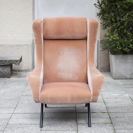 zanuso_armchair_cream_velvet_1