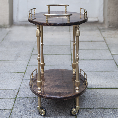 Tura_bar_cart_brown_italy