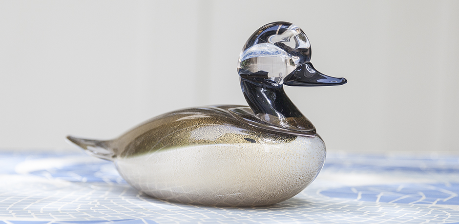 Barovier_Murano_duck_glass_objects