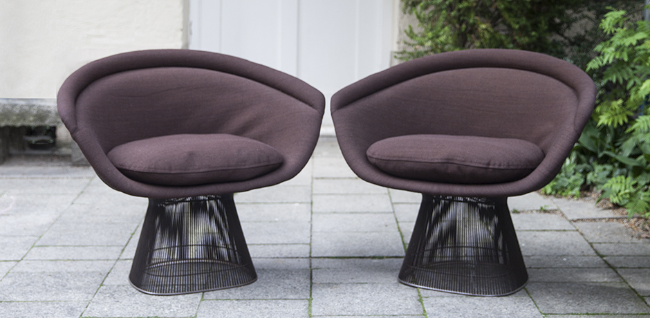 Knoll_Warren_Platner_armchair_brown