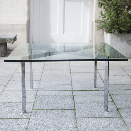 Knoll_International_Glastisch_Tisch