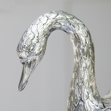 Manetti_swan_bowl_silver_plated