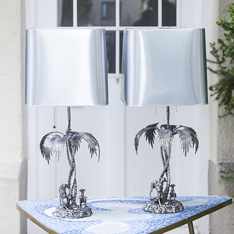 Valenti_silver_plated_table_lamps