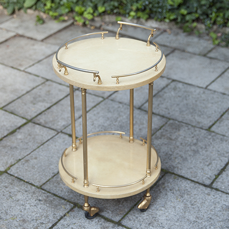 Aldo_Tura_bar_cart_oval_cream