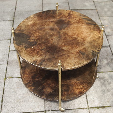 Tura_table_brown_trolley_goatskin