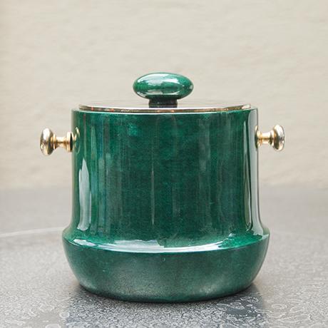 Aldo_Tura_ice_bucket_green